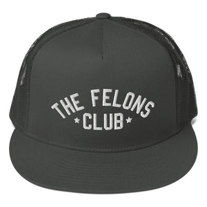 Welcome To The Club Trucker Hat