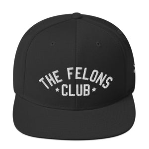 Welcome To The Club Snapback
