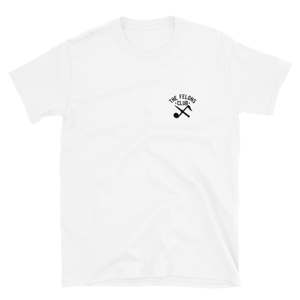 The Good, The Bad & The Felons T-Shirt (White)