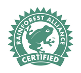 Rainforest Alliance Certification Seal