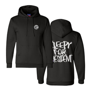 Sleepy Hallow • Sleepy For President • Hoodie - WinnersCircleEntStore