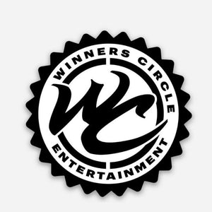 Winners Circle Entertainment Stickers Pack - WinnersCircleEntStore