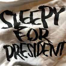 Load image into Gallery viewer, Sleepy Hallow • Sleepy For President • Hoodie - WinnersCircleEntStore