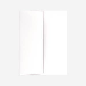 MONOGRAM NOTECARD SET - F