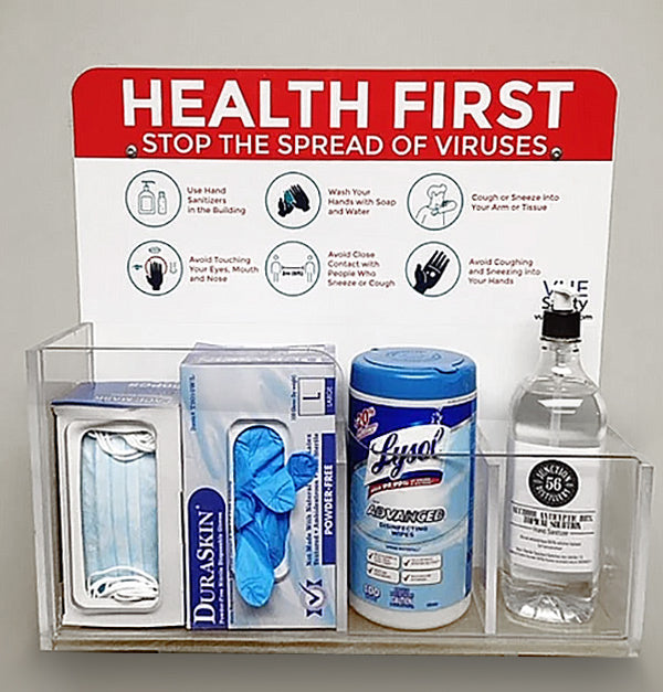 Health First PPE Station
