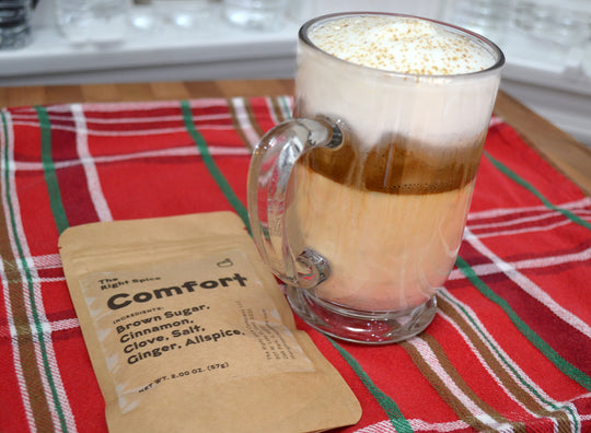 Comfort Whipped Coffee