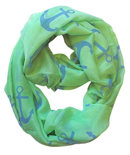A4059-Large-Solid-Anchor-Green