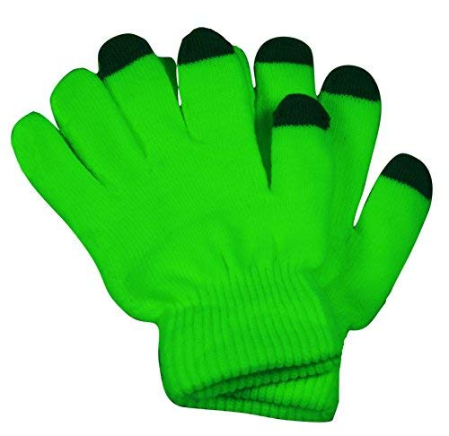 A6520-Neon-Touch-Glove-Women-Green-KL