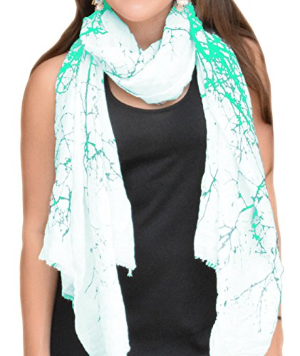 A5158-Tree-Eyelash-Fringe-Scarf-Mint-JG