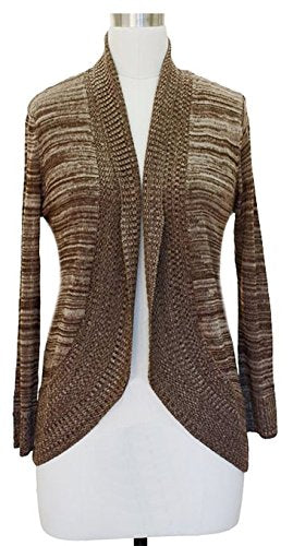 Peach Couture® Women's True American Vintage Warm and Cozy Cardigan Sweater