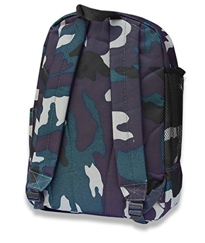Tactical Camouflage Military Camo Durable Weather Hiking Backpack