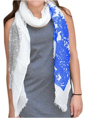 A5172-Abstract-Tree-Scarf-Blue-KL