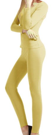 A2969-Waffle-Knt-Thrml-Wmns-M-Yellow-JG