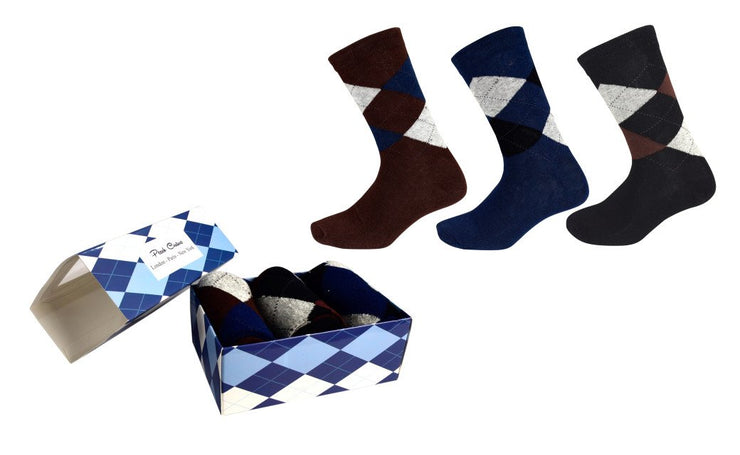 B4555-Mens-Argyle-Socks-Set4-AJ