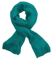 A2539-Knit-Solid-Scarf-Teal-JG