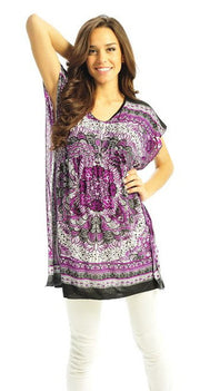 A1304-Floral-Tunic-Top-Purp-Sma-Med-KL