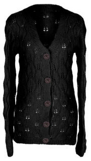 A2213-Open-Knit-Cardigan-Black-Med-SPI