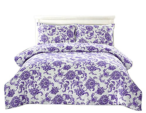 Couture Home Collection Floral Dream 3 pcs Comforter Set