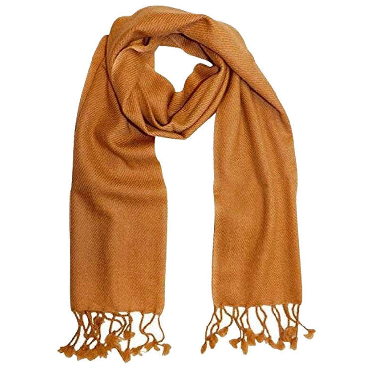 Pure-Cashmere-Scarf-Solid-Tan-