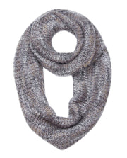 Noro Striped Winter Infinity Loop Cozy Cowl Scarves