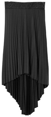 A8508-HiLow-Dash-Skirt-Black-S-RK