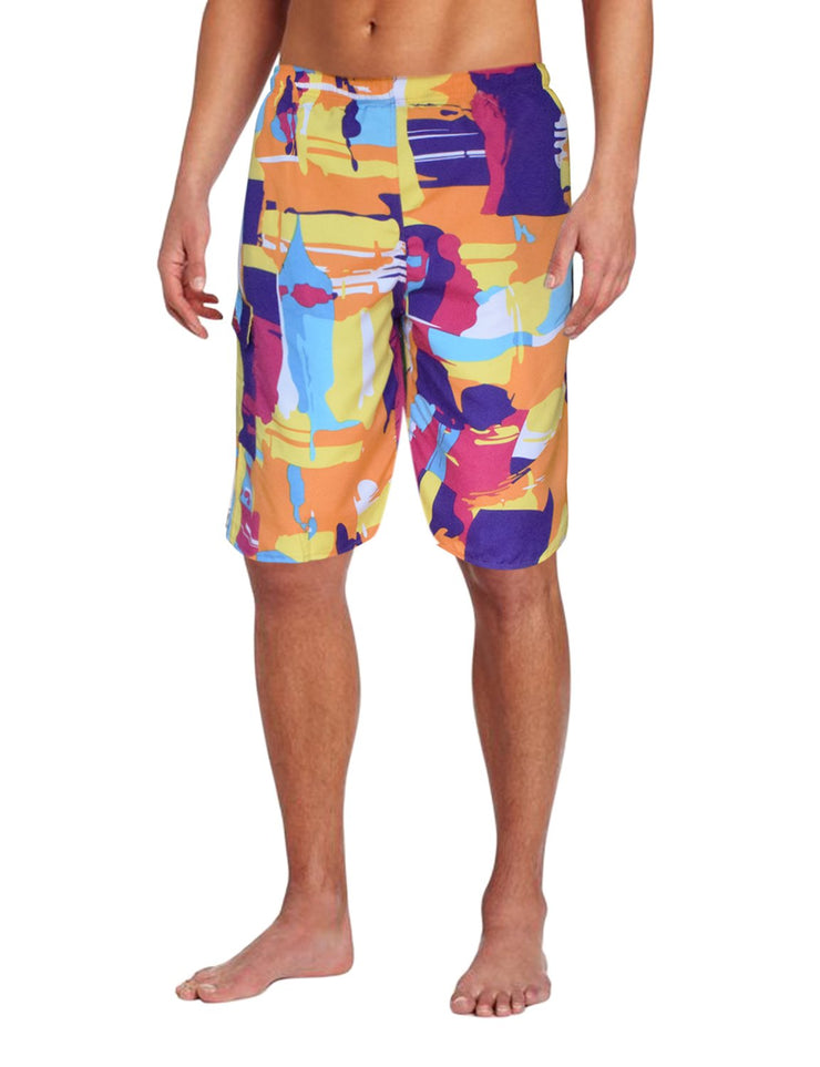 Mens Beach Boardshorts Water Sports Casual Swimming Surfing Shorts XL Multi Color
