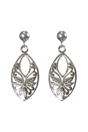 A9951-Earings-Leaf-Silver-OS