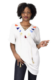 B3128-TieNeck-SheerTunic-White