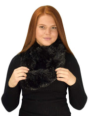 B8973-Faux-Fur-Fuzzy-Black-OS