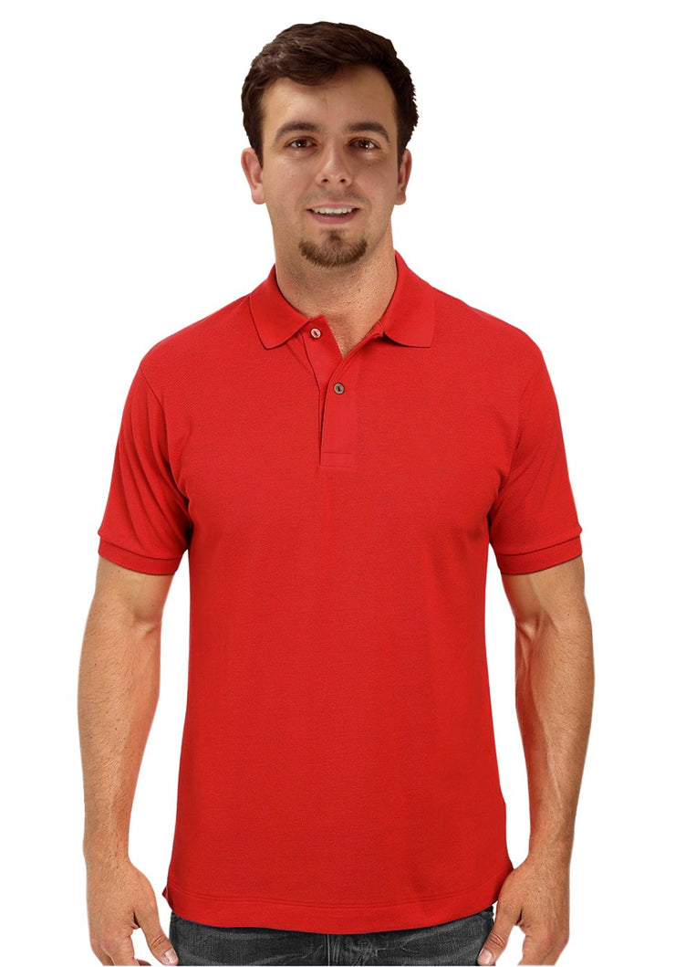 B2988-Mens-Polo-Red-
