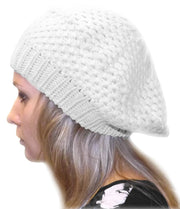 A3402-Stylish-Knit-Beret-SnwWht-JG