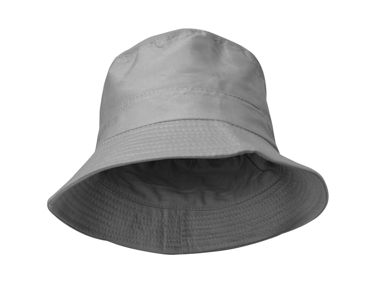 Pure Cotton Fisherman Style Double Layer Reversible Bucket Hat
