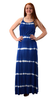 B2807-6410-MaxiDress-Navy-Xl-AJ