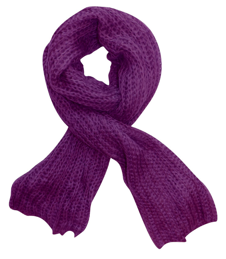 A2534-Knit-Solid-Scarf-Purple-JG