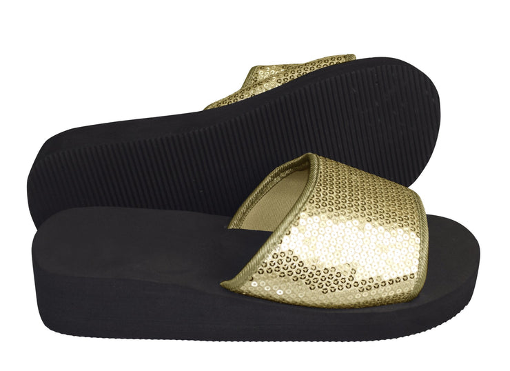 B7170-Slipon-Sandal-Sequin-Gold-8-OS