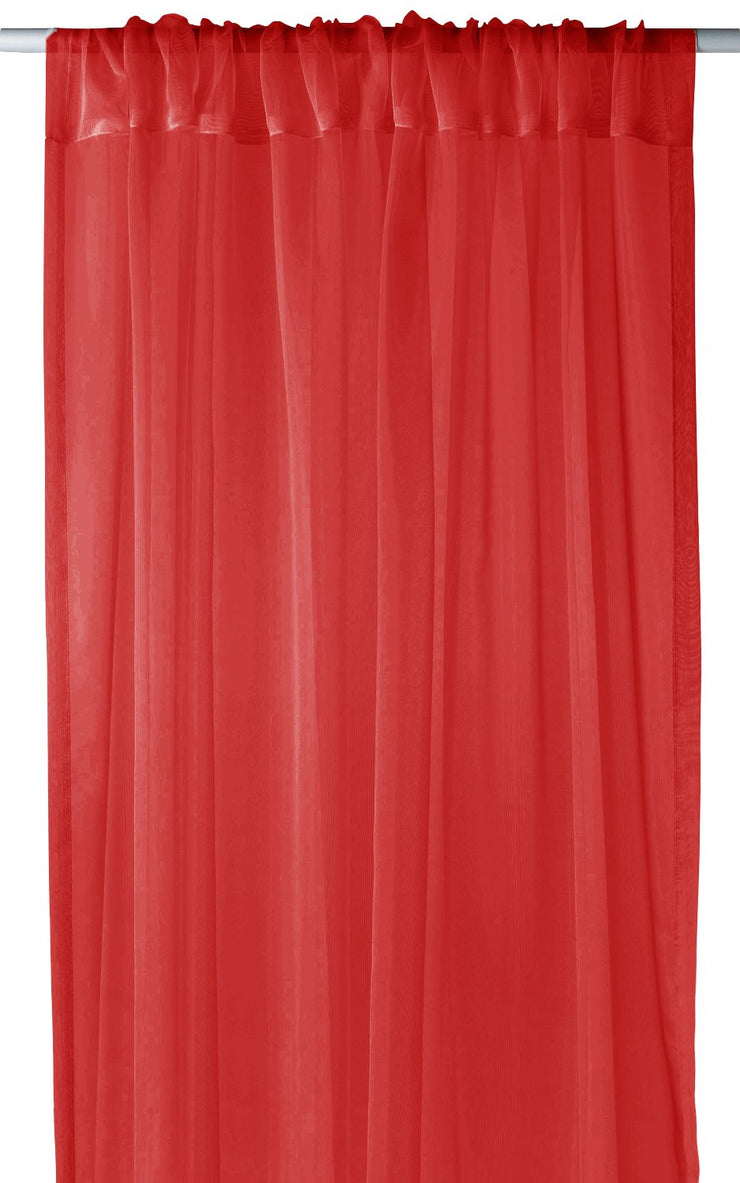 A3664-1PC-Sheer-Rod-Pocket-Red-KL