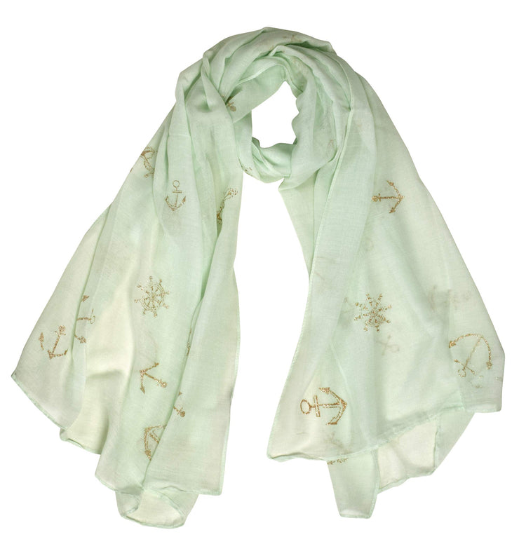 B8724-Nautical-Scarf-Mint-OS