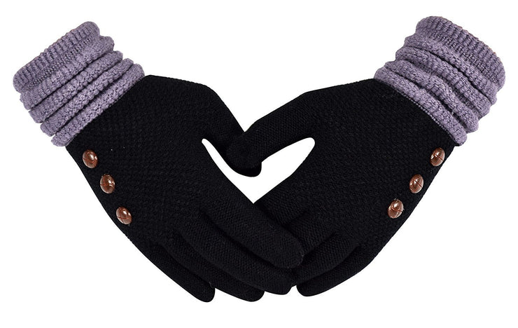 B1384-Button-Gloves-Black-MRS