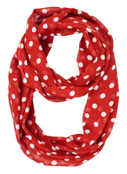 A2375-Polka-Loop-Scarf-Red-KL