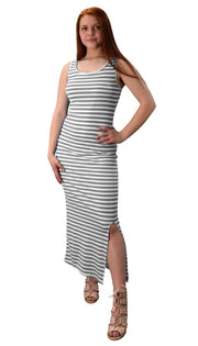 B3171-6408-StripedMaxi-Grey-M-