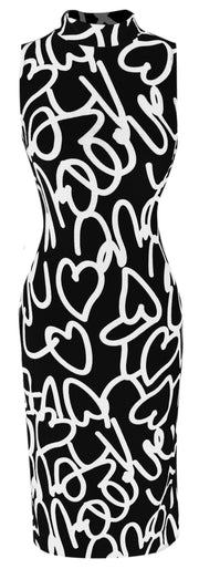 A1600-Script-BodyconDress-Black-Sm-JG