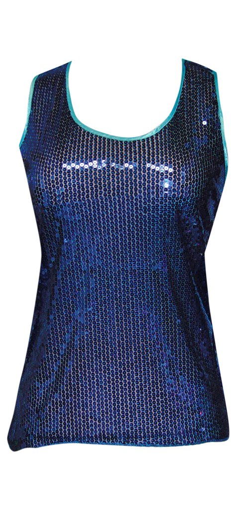 147-highLow-sequin-top-BLUE-XL-SI