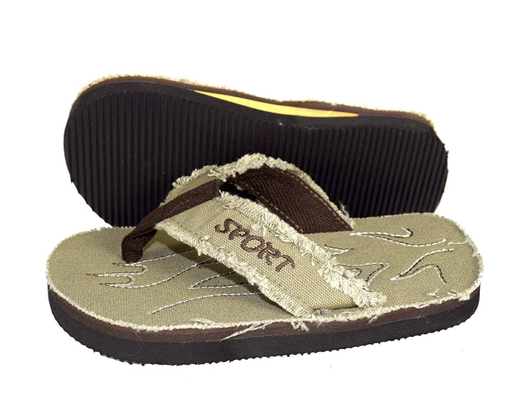 B6921-7508-Boys-Sandal-Khaki-12-AS
