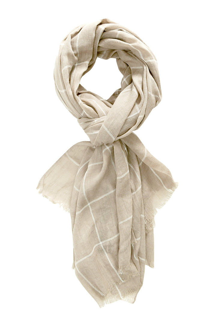 B0211-Plaid-Scarf-Cream-AJ