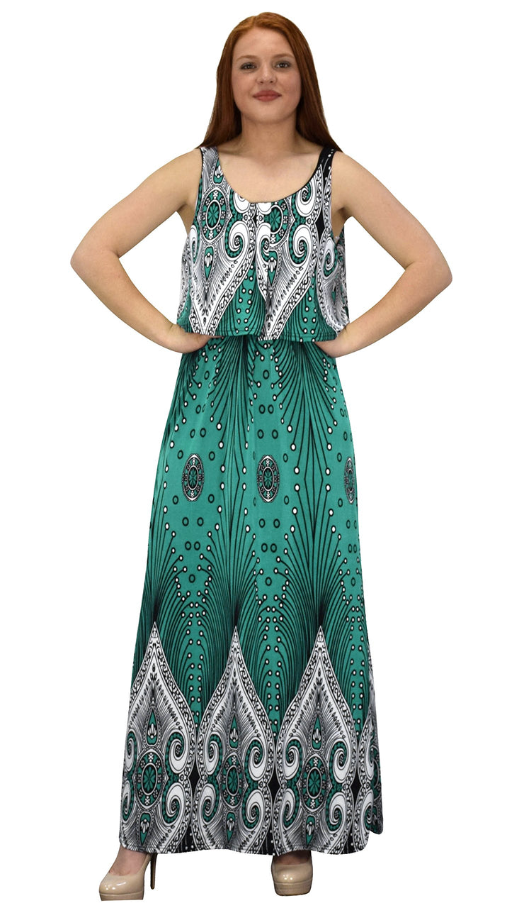 B4933-3366-Maxi-Dress-Ol-Teal-M-AJ