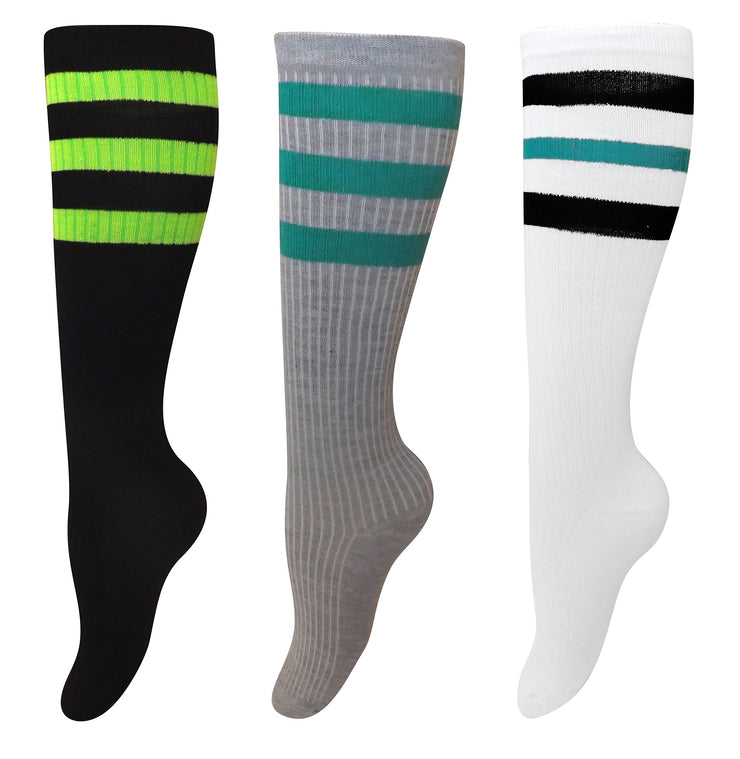 A3446-Tube-Socks-Bla-G-A-19-KL