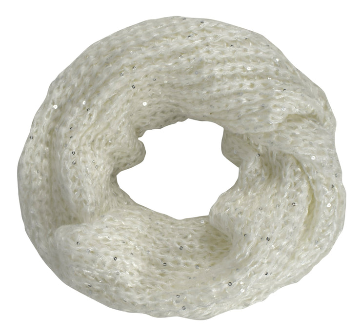 Winter Warm Thick Chunky Knit Cozy Infinity Loop Cowl Scarves