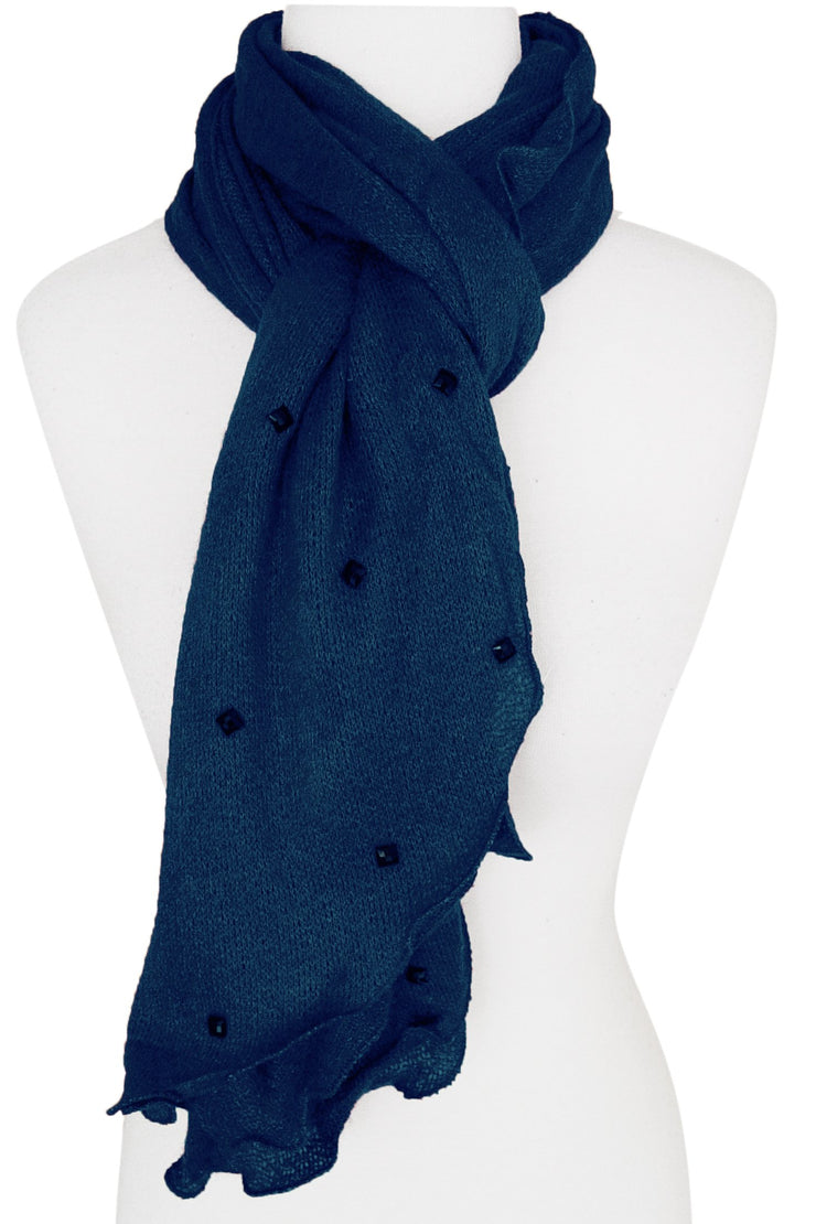 Cashmere Feel Gorgeous Vintage Inspired Stylish Scarf