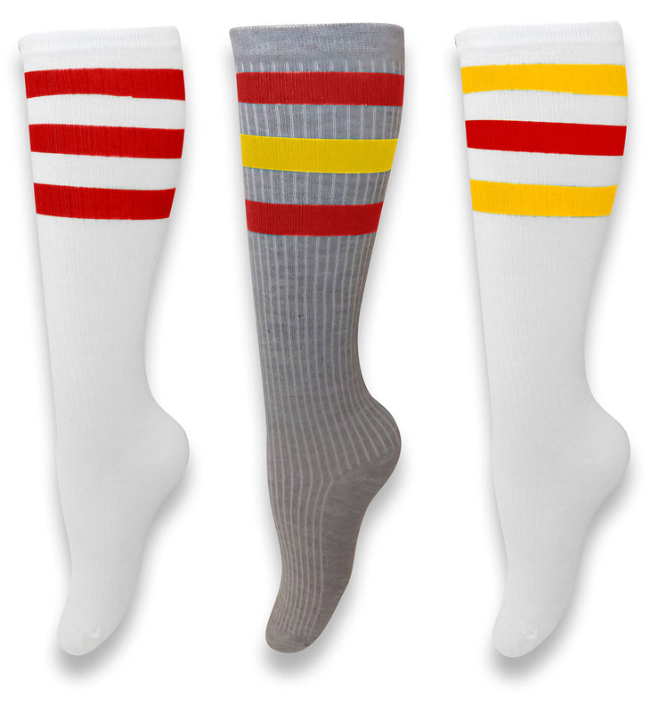 A3436-Tube-Socks-Whi-Y-R-9-KL