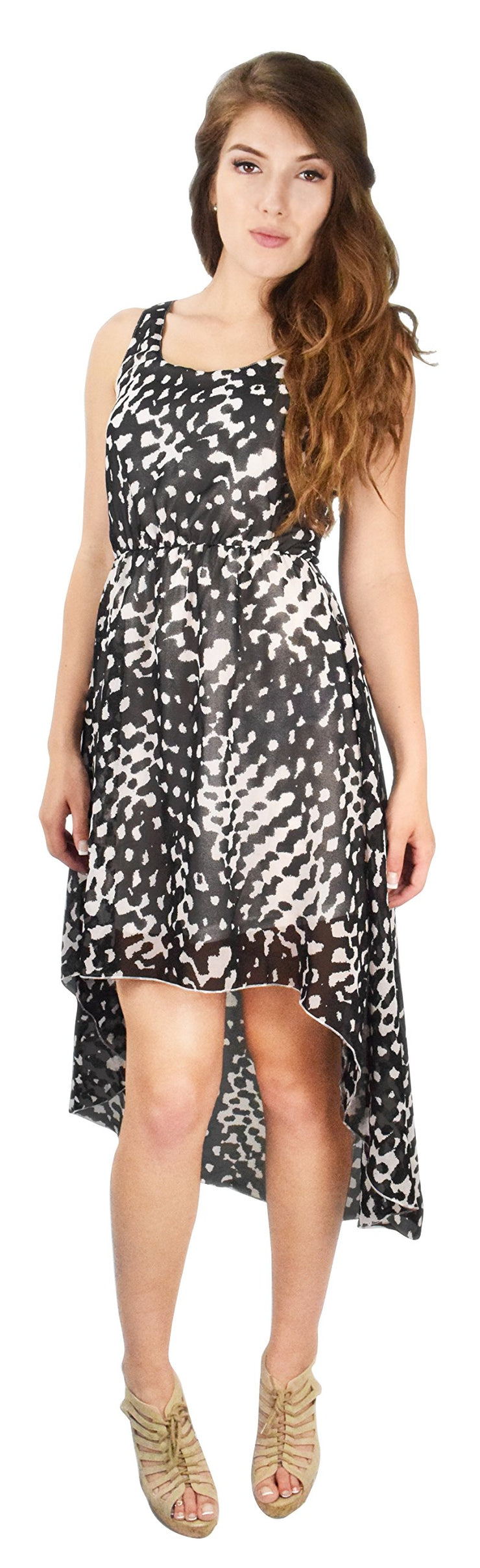 D7102-spotted-dress-BLACK-MEDIUM-F